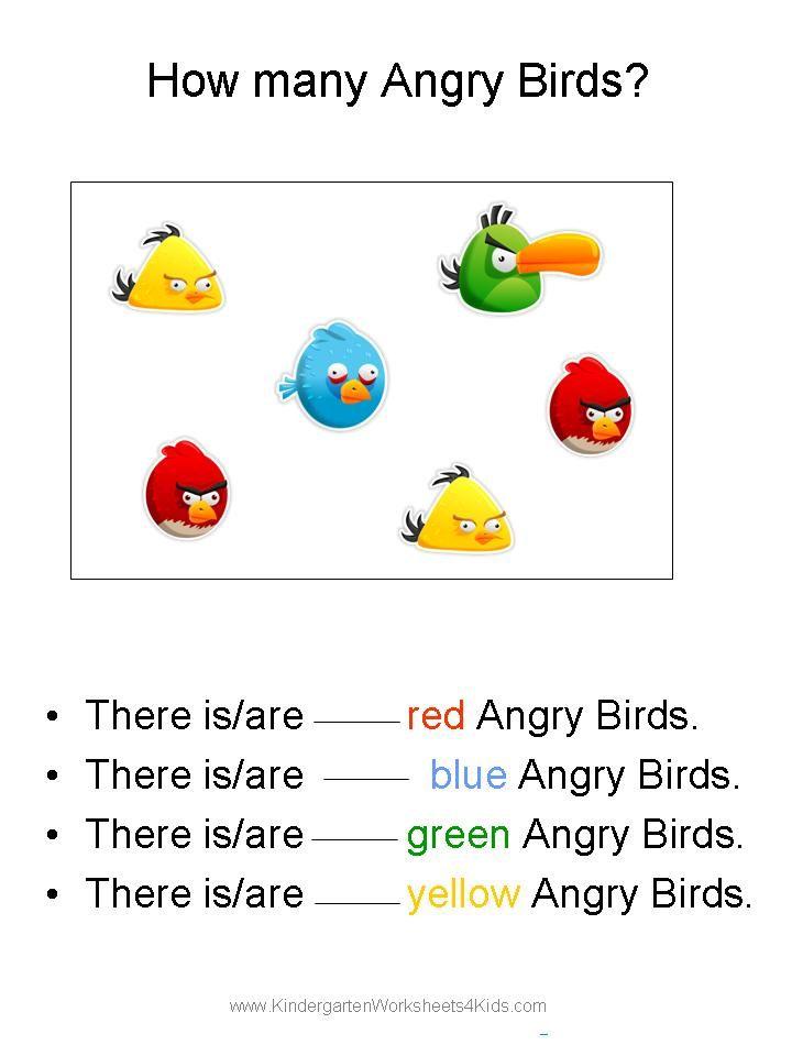 Easy Reading Worksheets for Kindergarten – Easy Reading Worksheets for Kindergarten