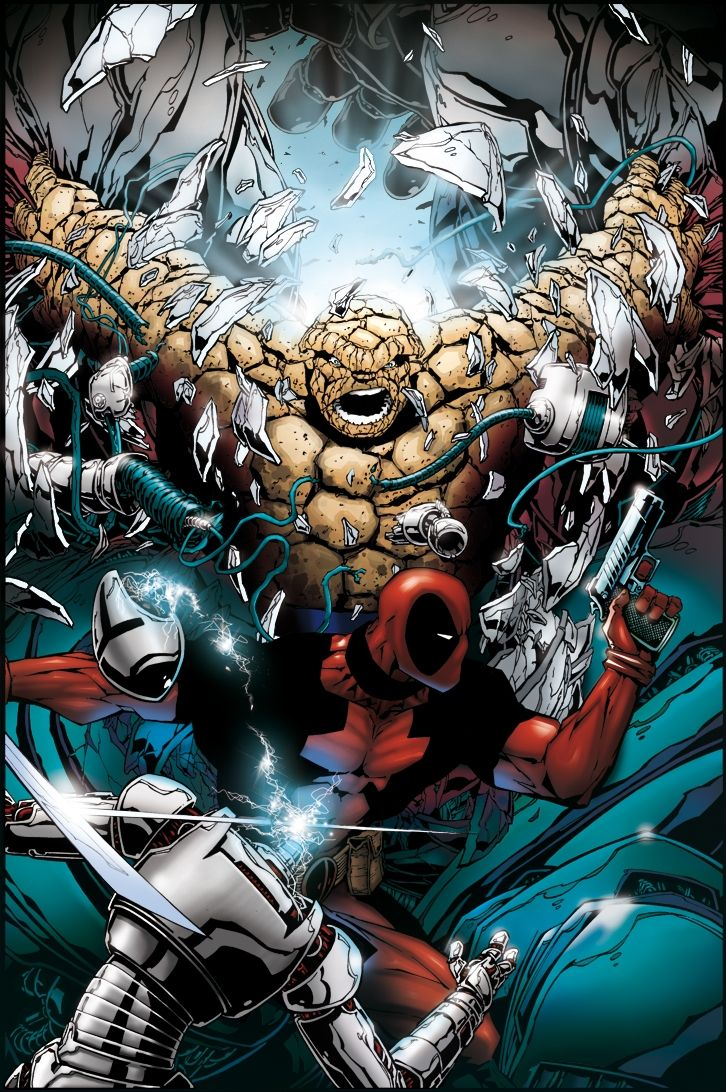 #Deadpool #Fan #Art. (Deadpool Splash) By: PeterPalmiotti. (THE * 5 * STÅR * ÅWARD * OF: * AW YEAH, IT'S MAJOR ÅWESOMENESS!!!™) [THANK U 4 PINNING!!!<·><]<©>ÅÅÅ+(OB4E)