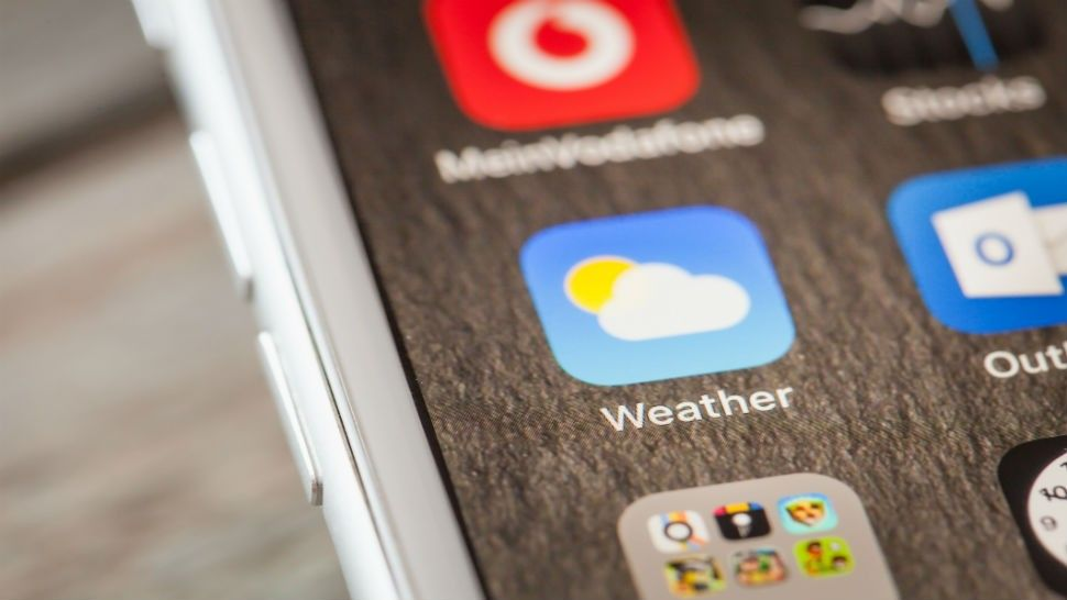 The most accurate weather information for your exact
