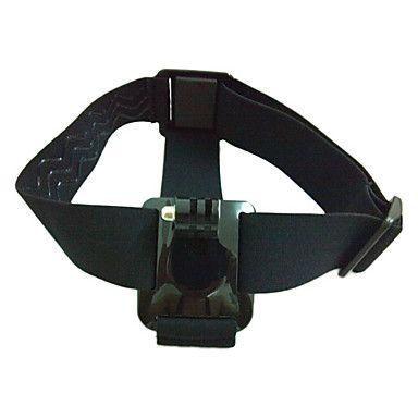 Firming Comfortable Cameras Fillet For GOPRO Outdoor Sport Cameras (Black) – USD $ 5.79