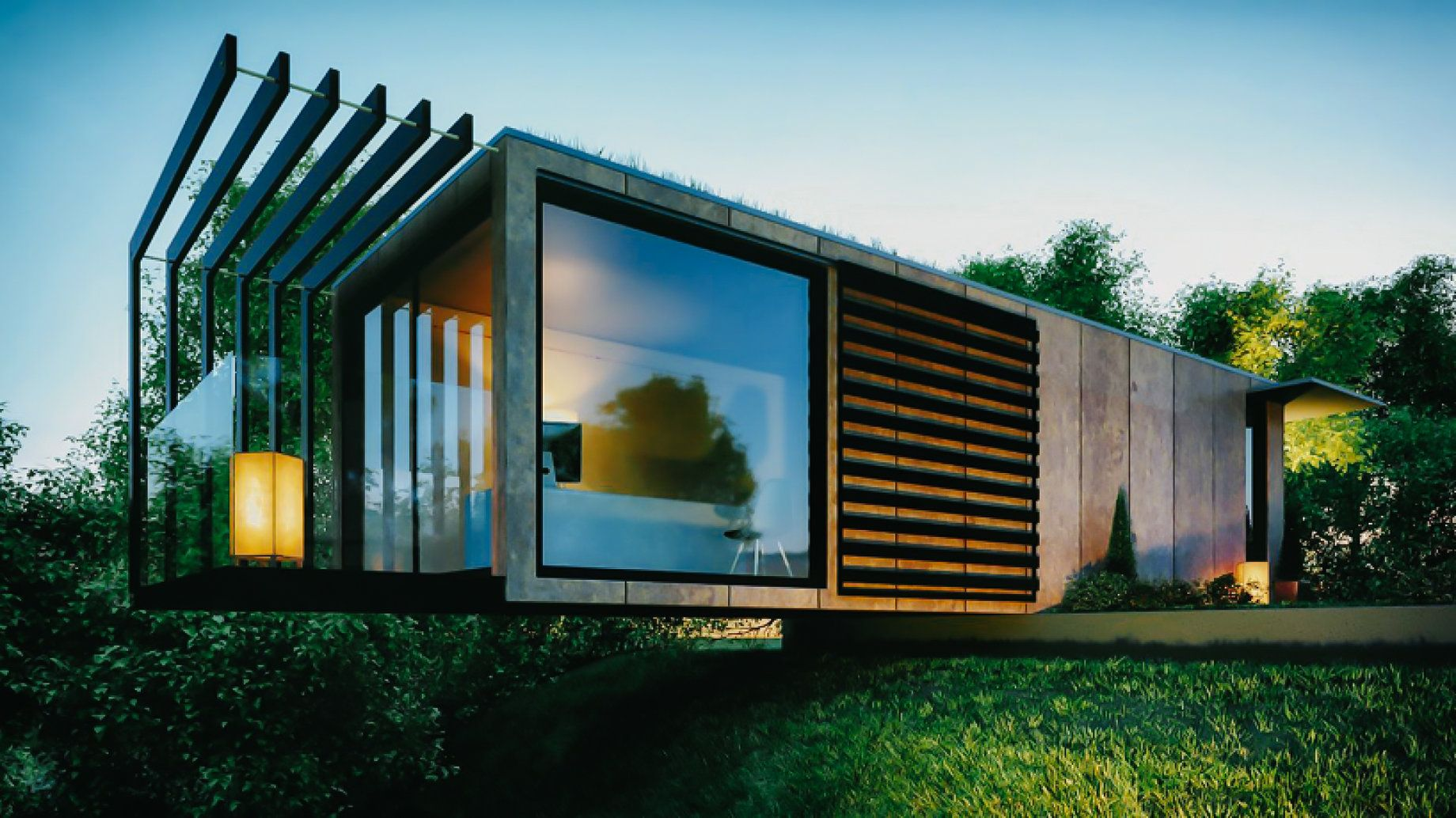 20 cool as hell shipping container homes | ships, house and