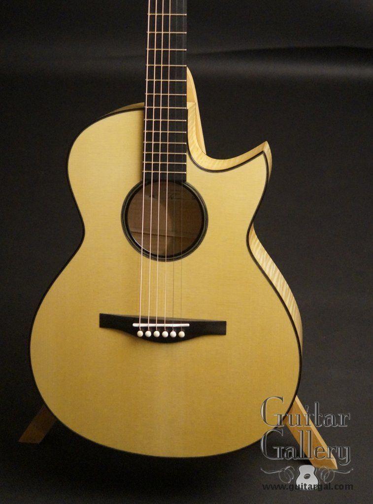 Rasmussen Maple Model C Guitar Pre Sold Acoustic Guitar Acoustic Guitar