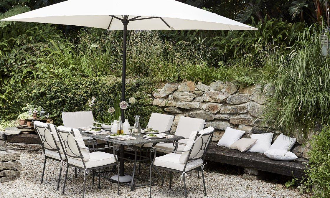 Monaco 6 seater garden set, garden furniture Creative Gardening
