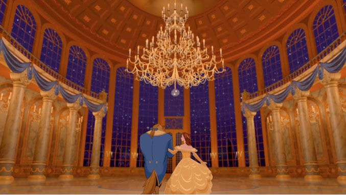 The Way We Loved Beauty and the Beast | Disney, Beautiful and ...