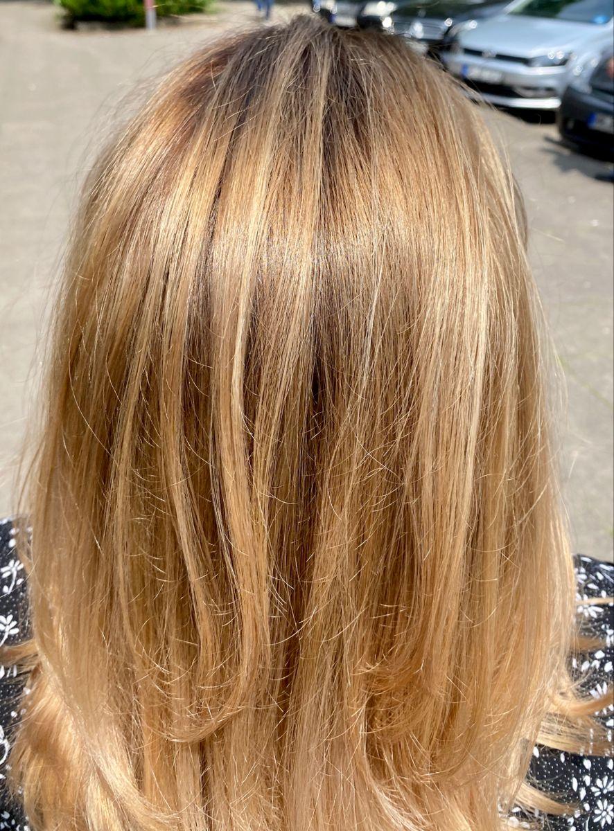 Balayage Hair   Balayage frisur, Haarschnitt, Haar styling