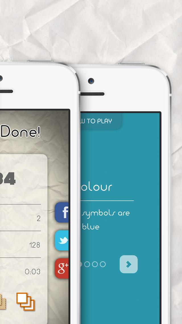 Tri iPhone 5 screen shot 5