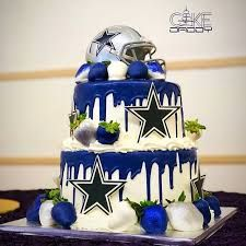 Photo of cowboys grooms cake – Google Search