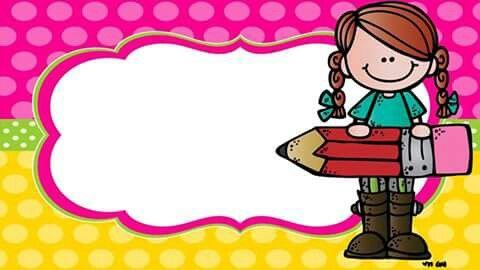 Gafete Fondos E Imprimibles Preescolar Preescolar Imagenes Y