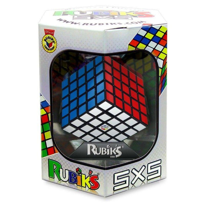 Rubik's Cube 5x5 Rubiks cube, Cube, Brain teasers
