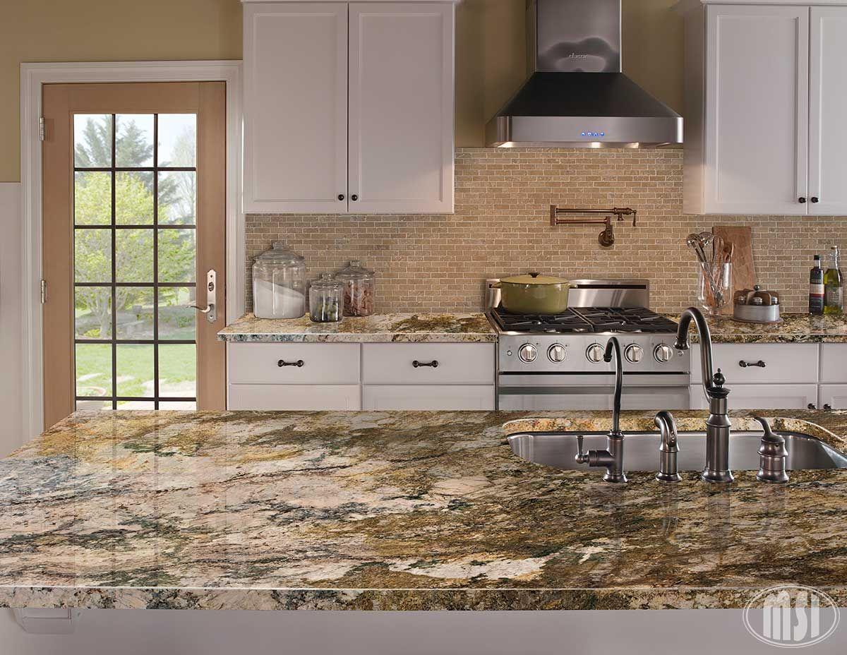 Azurite Granite Granite Countertops Granite Slabs Kitchen