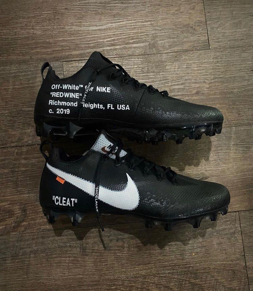 Off-White Football Boots Rate this