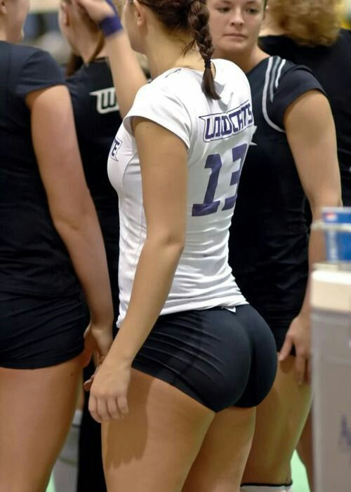 Sexy female athletes with big butts pic 394