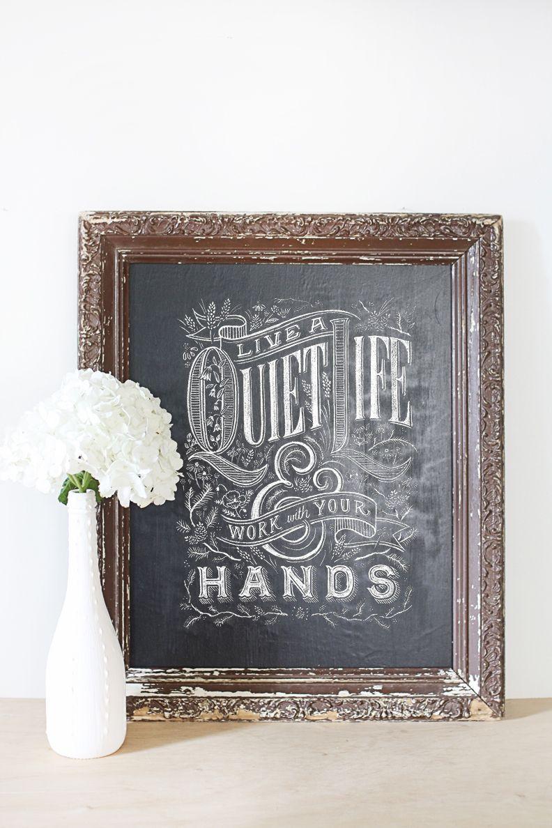 Uncategorized Make Framed Chalkboard diy framed chalkboard hello lidy craft pinterest lidy