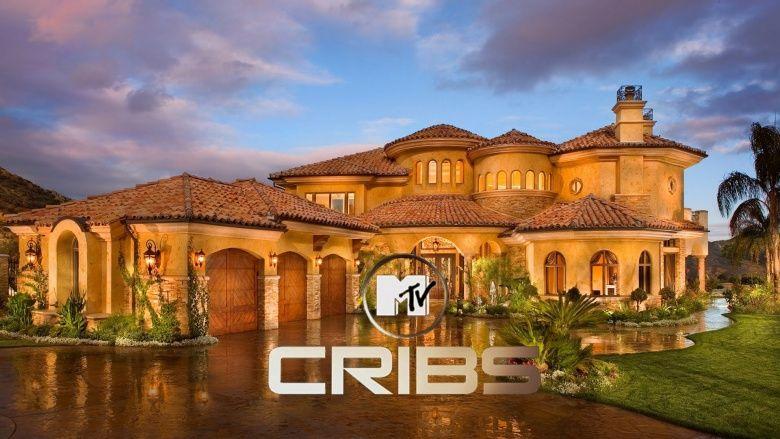 Cribs-Mtv | Villa de reve, Maisons toscanes, Maisons méditerranéennes