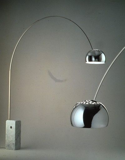 Arco – Castiglioni | Arco floor lamp, Floor lamp and Lights