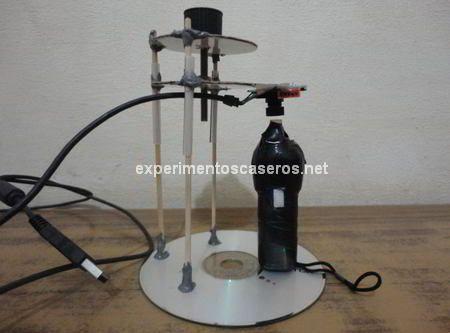 Microscopio casero f cil para hacer en casa experimentos - Hacer sorbetes caseros ...