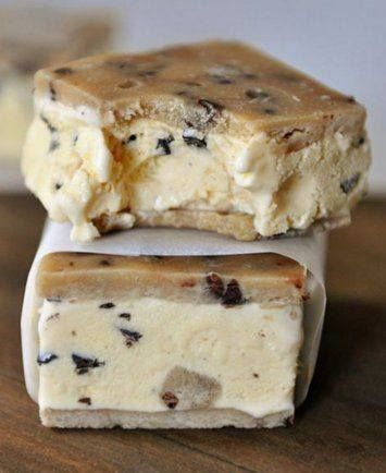 Cookie Dough Ice Cream Sandwiches!  https://t.co/dhp1ay0YXu #OurCam #Photography www.ourcam.co/