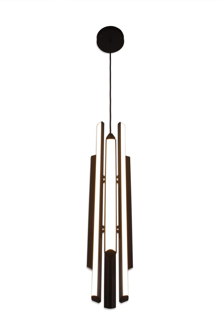 Endo Room Design: Chime Pendant 35 By Studio Endo, Now Available At Haute