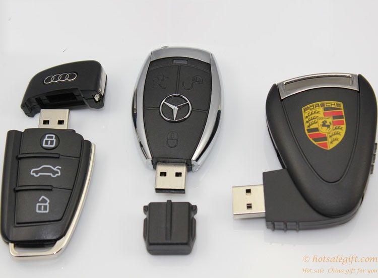 Mercedes Benz Keyfob Key Fob 16GB USB Drive BRAND NEW WITH GIFT BOX Novelty Item