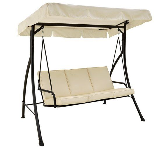 buy collection barcelona 3 seater swing seat at argos co uk visit argos buy collection barcelona 3 seater swing seat at argos co uk visit      rh   pinterest