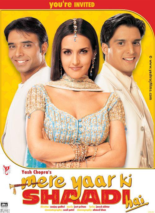 Mere Yaar Ki Shaadi Hai Hindi Movies Online Hindi Movies Hindi Bollywood Movies
