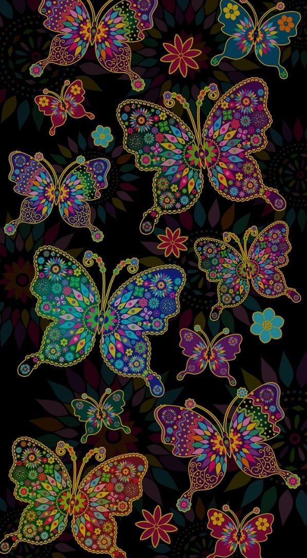Papillons Fonds De Page Butterfly Wallpaper Backgrounds Butterfly Wallpaper Butterfly Art