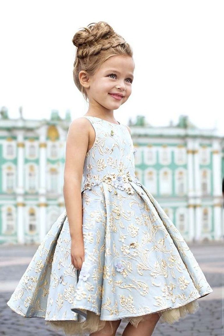 130 Sweet Flower Girl Dresses Inspirations