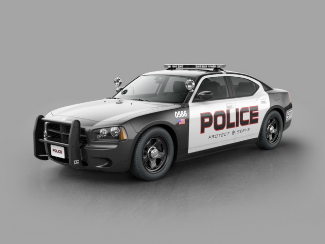 Us Police Car 3d Model 3ds Max Files Free Download Modeling 43739 On Cadnav Police Cars Police Car Models Us Police Car