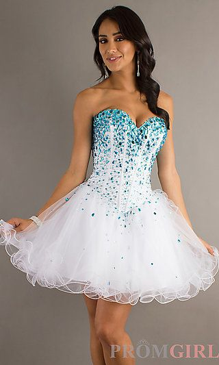 So this is the dress I bought for 9th grade