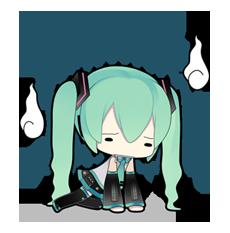 80 Hatsune Miku Emoticons Free Download Miku Hatsune Hatsune Miku