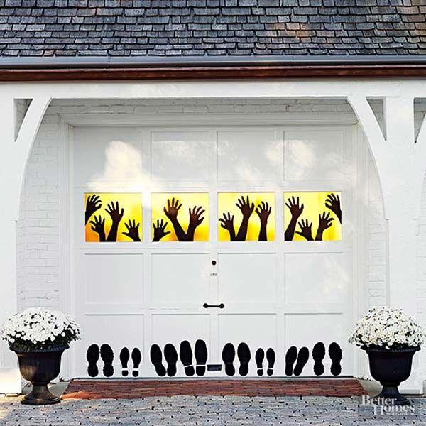 42 Super Smart Last Minute DIY Halloween-Dekorationen, Homesthetics ...