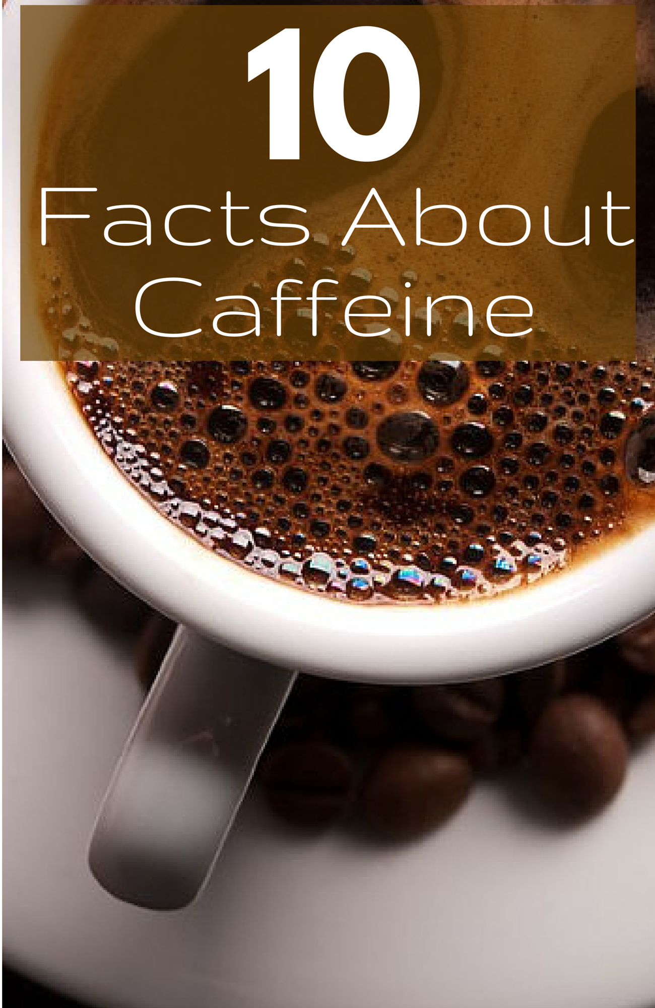 Coffee drinkers are unlikely to think about the health