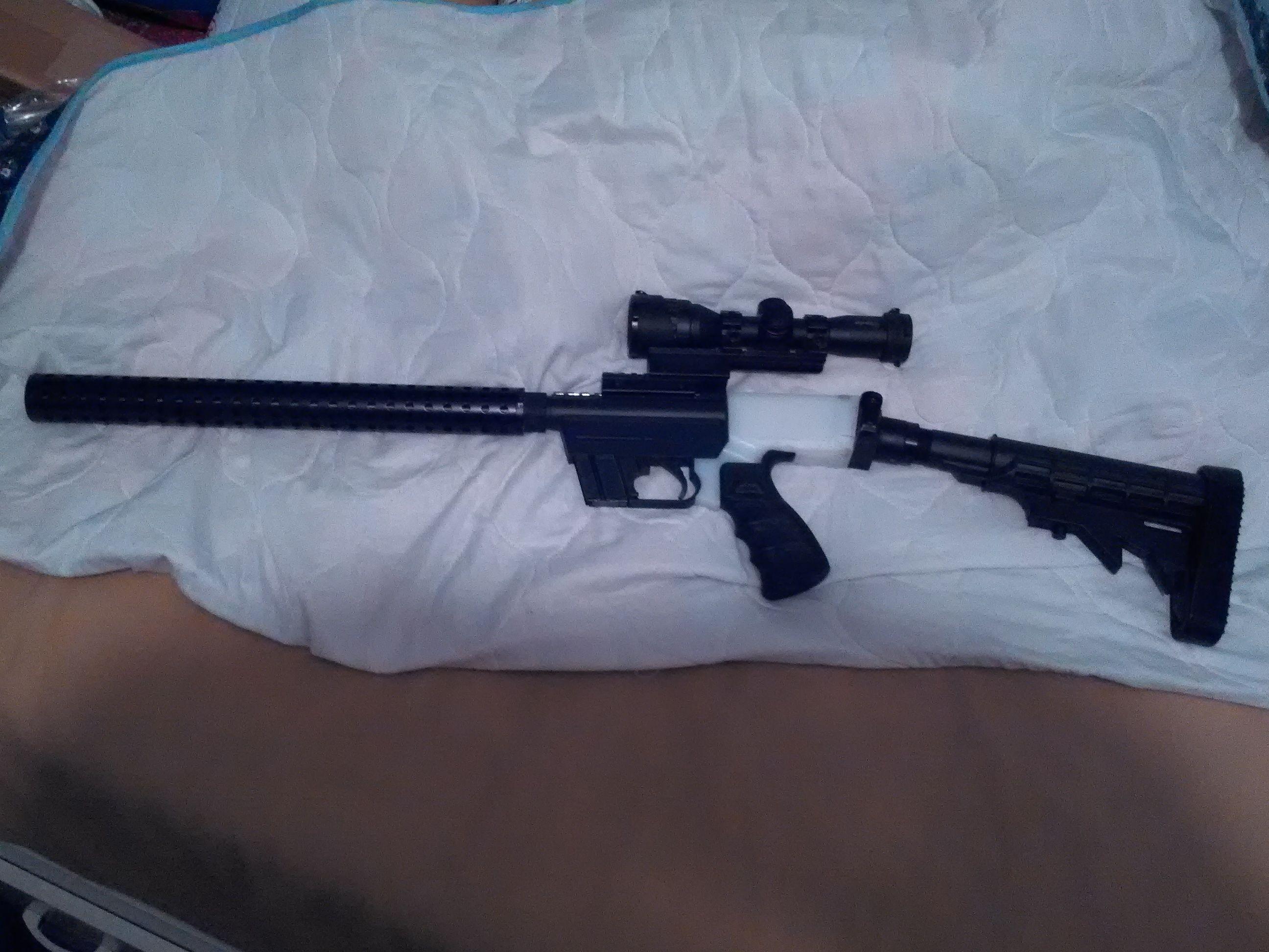 Ar 7 survival rifle parts