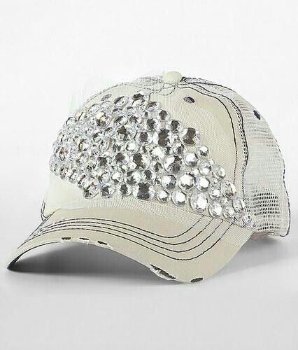 My blinged out hat  1830c1eb3e8