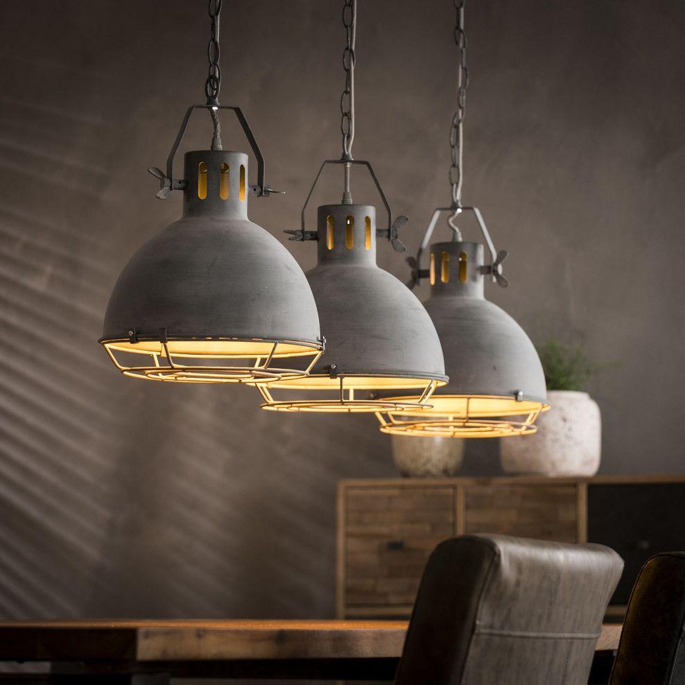 Mioni Hanglamp Fabbrica 3 Lamps Hanglamp Verlichting Eettafel Verlichting
