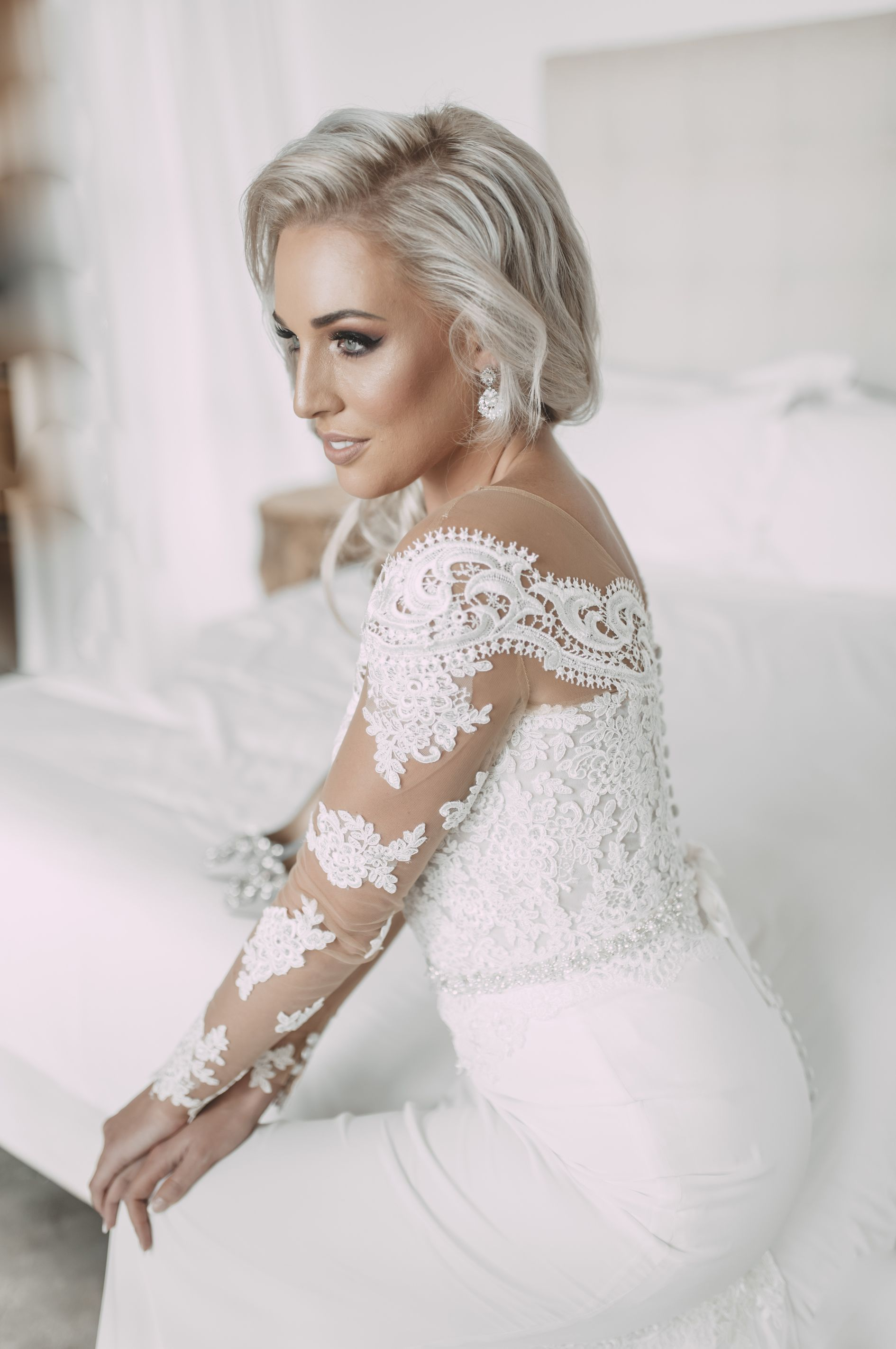 Morning wedding dresses  How to have the best wedding morning EVER Leah Rykaart  Blonde