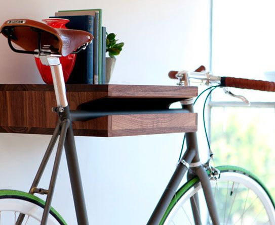 Smart Home Decor Ideas For Bicycle Apartment Hostel Living Pinterest Bike Shelf Shelves And Rack