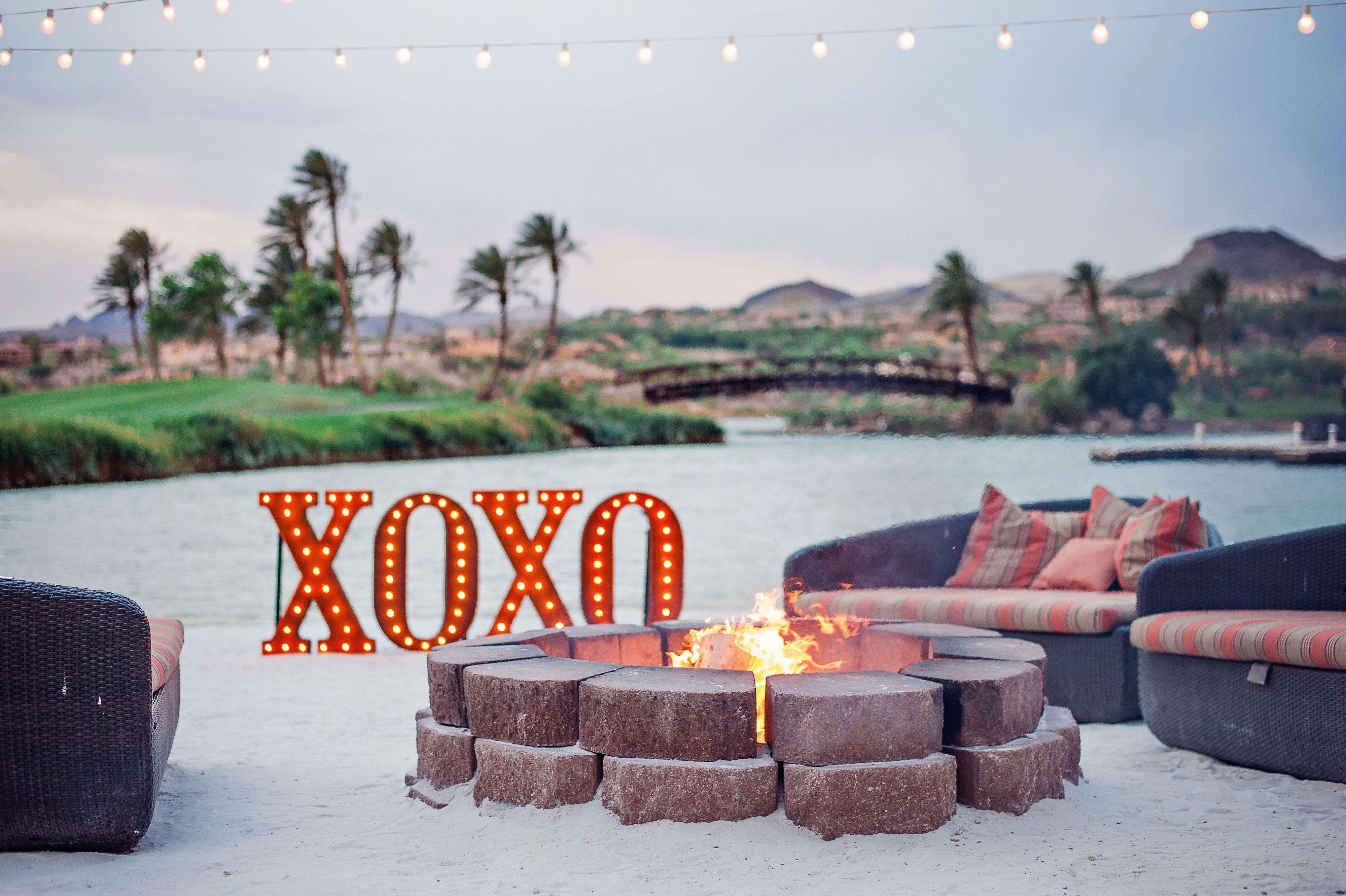 Lake Las Vegas Wedding Desiree