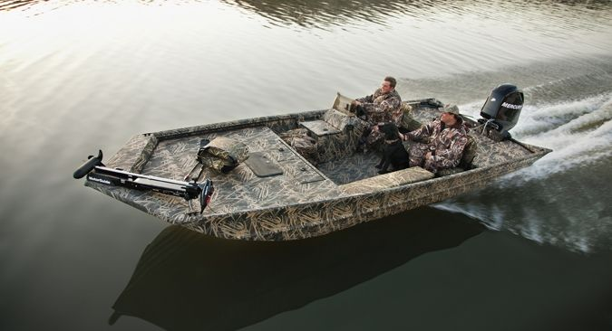 14 Foot Modified V Duck Hunting Boats Google Search