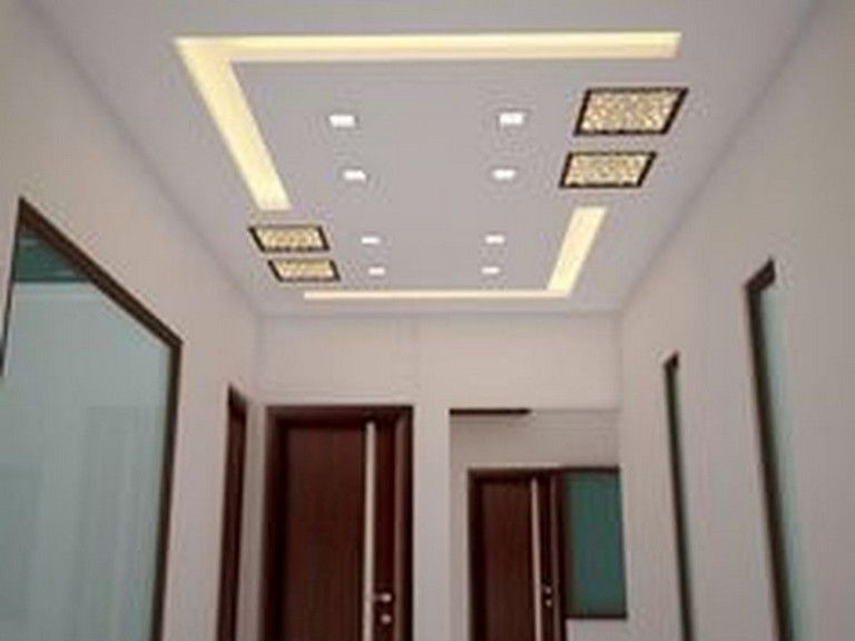 65 New False Ceilings With Cove Lighting Design For Living Room
