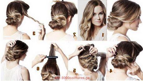 Tuto Coiffure Cheveux Fins Astuces Et Bien Etre Pinterest Hair