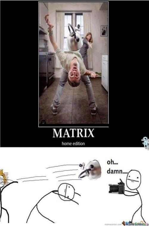 Matrix Home Edition