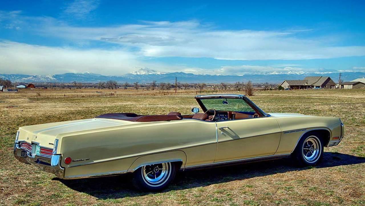 1968 buick electra 225 2 door hardtop front 3 4 81136 - 1970 Buick Electra 225 Convertible