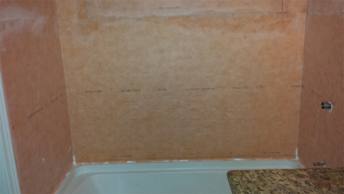 Superieur Tile Backer Board Breakdown Which One Is Best For Showers | DIYTileGuy