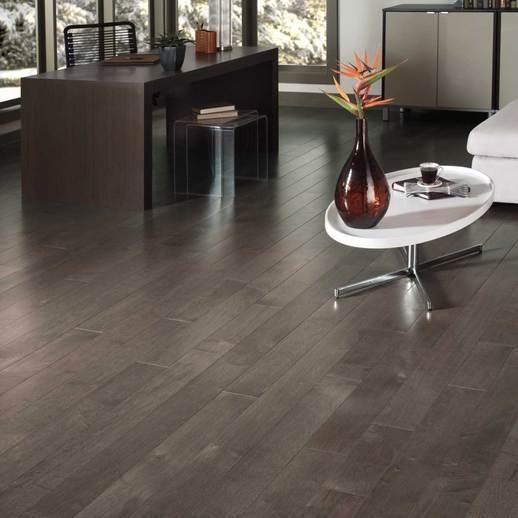 Mohawk oak graphite 5 engineered hardwood flooring for Columbia engineered hardwood flooring
