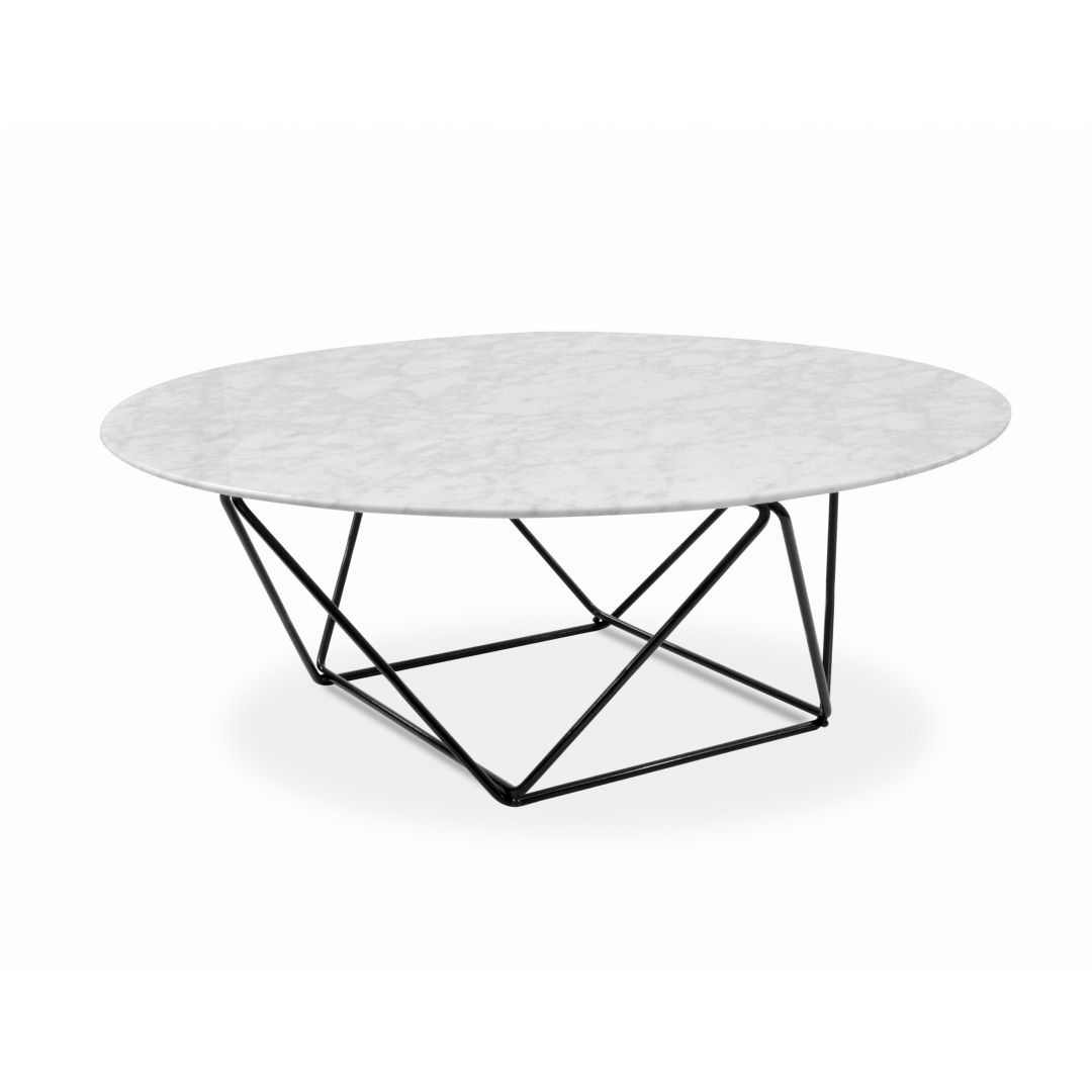 Robin 100cm Round Marble Coffee Table Black Base Interior Secrets Marble Coffee Table Marble Round Coffee Table Coffee Table [ 1080 x 1080 Pixel ]