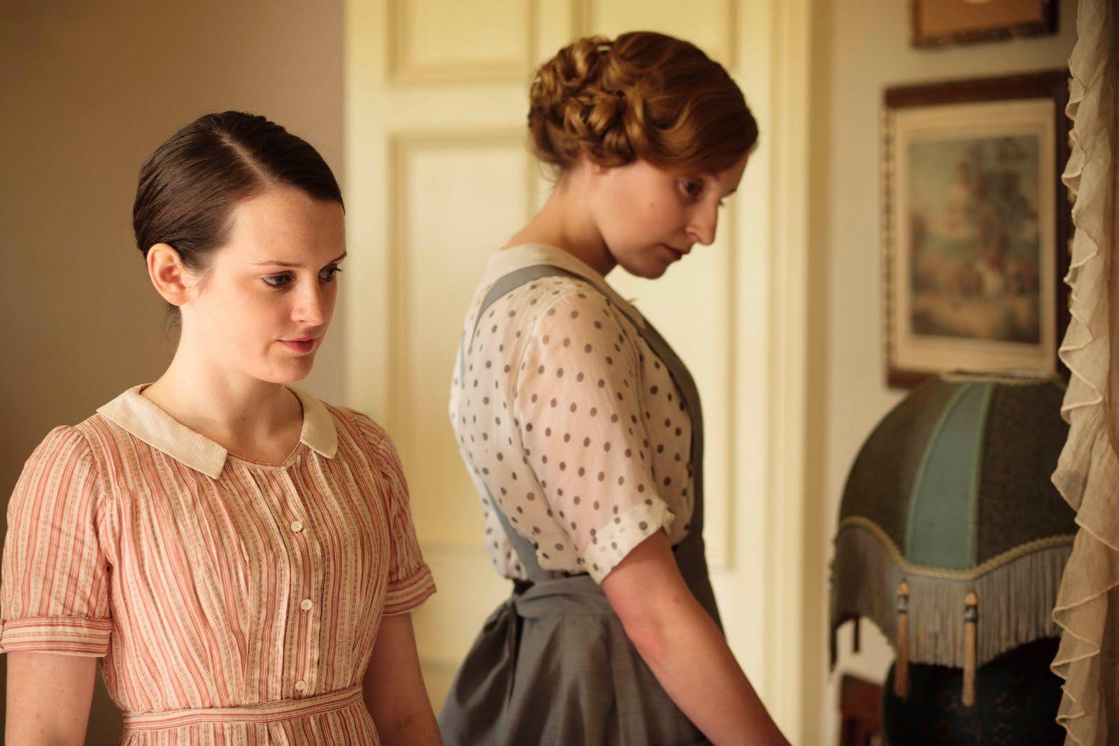 [心得] 唐頓莊園 Downton Abbey S01E05 (雷)