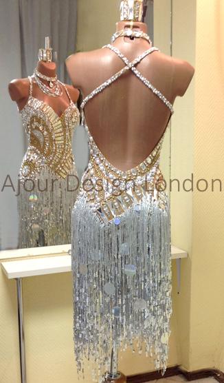 405e0413c Ajour Design London Ballroom Dancing, Latin Ballroom Dresses, Ballroom  Dance Dresses, Latin Dresses