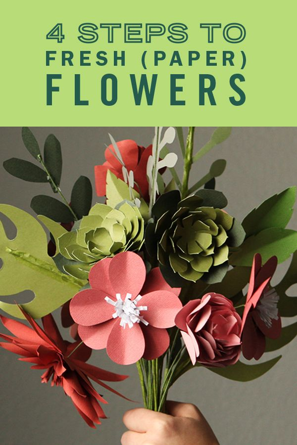 You know we love the real deal but these cheerful paper flowers are you know we love the real deal but these cheerful paper flowers are a nice substitute turns out paper flowers last a heck of a long time mightylinksfo