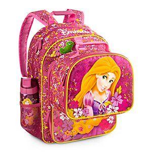 ccbe96e43b9b Disney Rapunzel Back to School Collection | Disney Store | Getaway ...